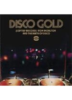 Various Artists - Disco Gold (Scepter Records, Tom Moulton And The Birth Of Disco) (Music CD)