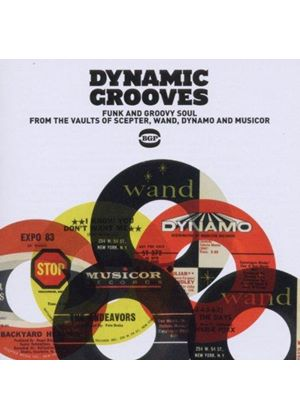 Various Artists - Dynamic Grooves (Music CD)