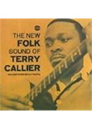 Terry Callier - New Folk Sound Of Terry Callier, The [Remastered]