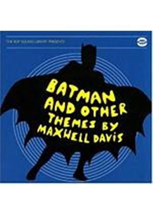Maxwell Davis - Batman And Other Themes (Music CD)