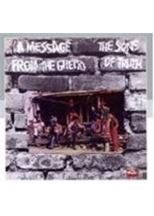 Sons Of Truth - Message From The Ghetto, A (Music CD)