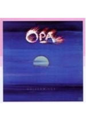 OPA - Golden Wings (Music CD)