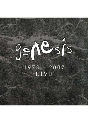 Genesis - Live 1973-2007 (8 AUDIO CDs & 3 NTSC DVDs Boxset) (Music CD)