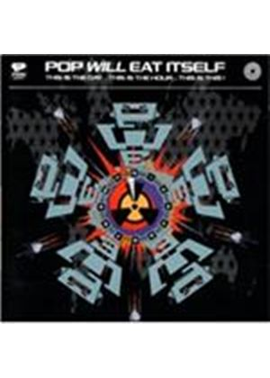 Pop Will Eat Itself - This Is The Day�this Is The Hour�this Is This! (Music CD)