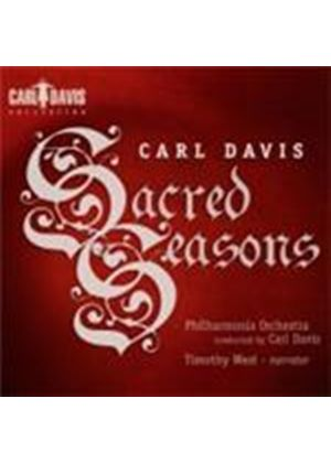 Davis: Sacred Seasons (Music CD)