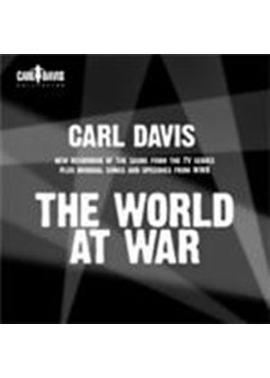 Davis: (The) World at War OST (Music CD)