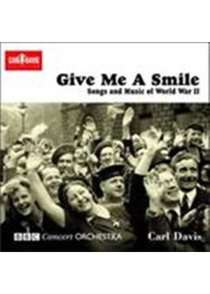 Give Me A Smile (Music CD)