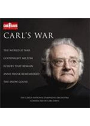 Davis, C: Carl\'s War (Music CD)