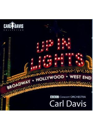BBC Concert Orchestra - Up In Lights (Music CD)