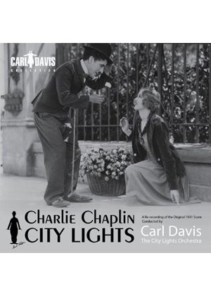 Carl Davis - Charlie Chaplin (City Lights) (Music CD)