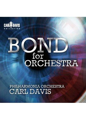 Bond for Orchestra (Music CD)