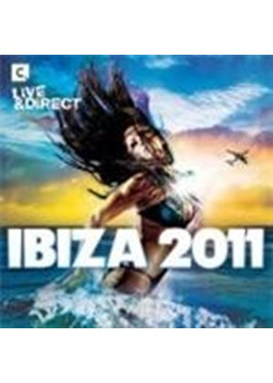 Various Artists - Live And Direct Ibiza 2011 (Music CD)