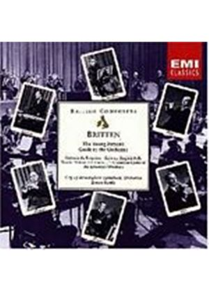 Benjamin Britten - Young Persons Guide To Orchestra (Rattle, Cbso) (Music CD)