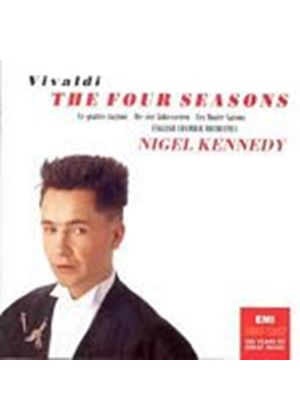 Antonio Vivaldi - Four Seasons (Kennedy, English Chamber Orchestra) (Music CD)