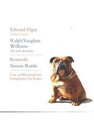 Kennedy/CBSO/Rattle - Elgar/Violin Concerto (Music CD)