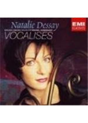 Natalie Dessay - Vocalises (Music CD)