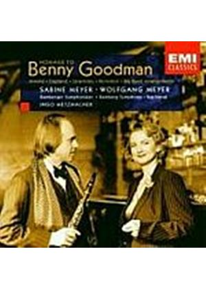 Sabine Meyer/Wolfgang Meyer - Homage To Benny Goodman (Music CD)