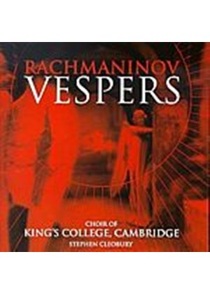 Choir Of Kings College/Cleobury - Rachmaninov/Vespers (Music CD)