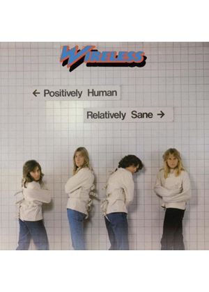 Wireless - Positively Human, Relatively Sane (Music CD)