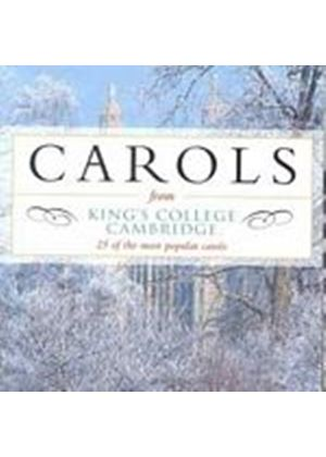 Kings College Choir/Willcocks - Carols From Kings College Cambridge (Music CD)