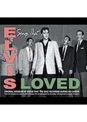 Various Artists - Songs That Elvis Loved (Music CD)