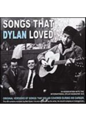 Various Artists - Songs That Dylan Loved (Music CD)
