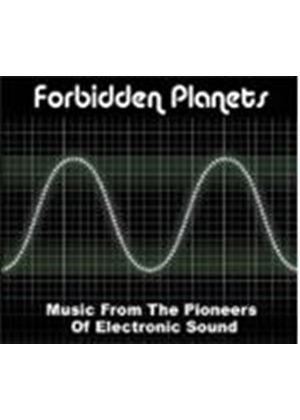 Various Artists - Forbidden Planets (Music From The Pioneers Of Electronic Sound) (Music CD)