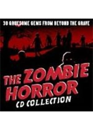 Various Artists - Zombie Horror Collection, The (Music CD)