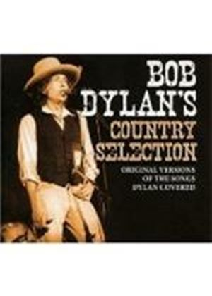 Bob Dylan - Bob Dylan's Country Selection (Music CD)