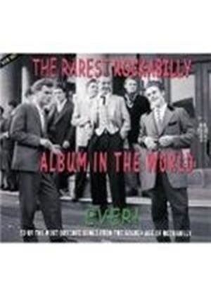 Various Artists - Rarest Rockabilly Album In The World (Music CD)