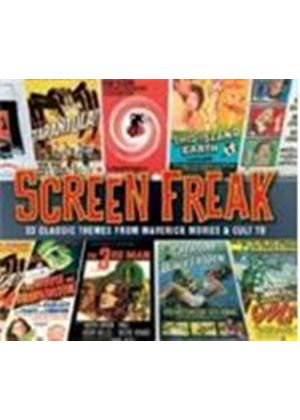 Various Artists - Screen Freak (33 Classic Themes From Maverick Movies & Cult TV) (Music CD)