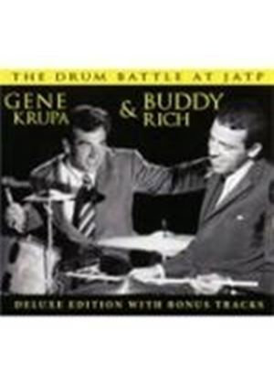 Gene Krupa & Buddy Rich - Drum Battle At JATP (Deluxes Edition) (Music CD)