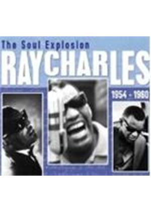 Ray Charles - Soul Explosion, The (Music CD)