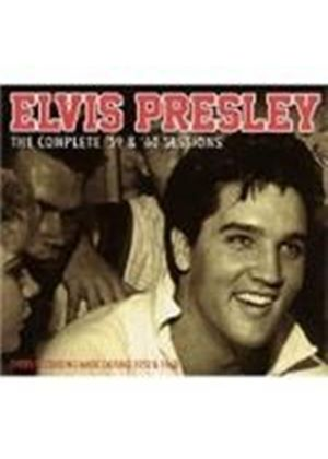 Elvis Presley - Complete '59 And '60 Session, The (Music CD)
