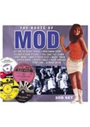 Various Artists - Roots of Mod (Music CD)
