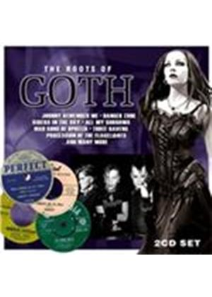 Various Artists - Roots of Goth (Music CD)