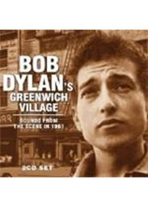 Bob Dylan - Bob Dylan's Greenwich Village (Music CD)