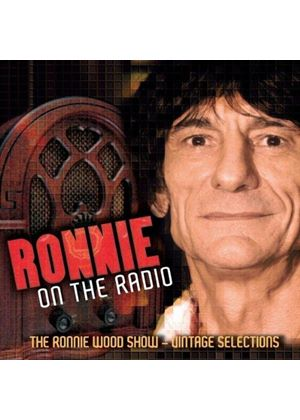 Ronnie Wood - Ronnie On The Radio - The Ronnie Wood Show (Music CD)
