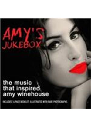 Various Artists - Amy Winehouse's Jukebox (Music CD)