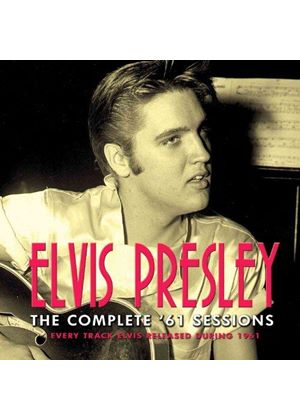 Elvis Presley - Complete '61 Sessions (Music CD)