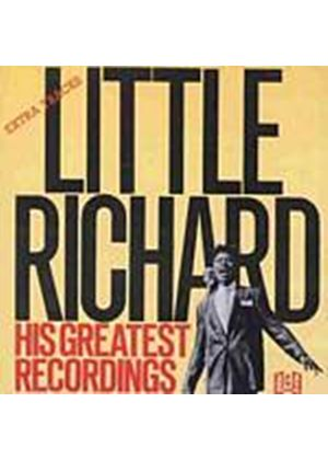 Little Richard - His Greatest Recordings (Music CD)