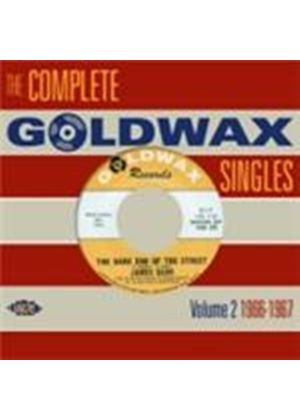Various Artists - Complete Goldwax Singles Vol.2, The (1966-1967) (Music CD)