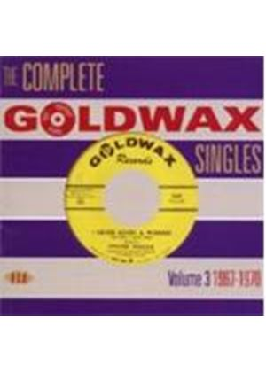 Various Artists - Complete Goldwax Singles Vol.3, The (Music CD)