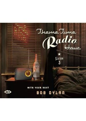 Various Artists - Theme Time Radio Hour Vol.3 (With Your Host Bob Dylan) (Music CD)