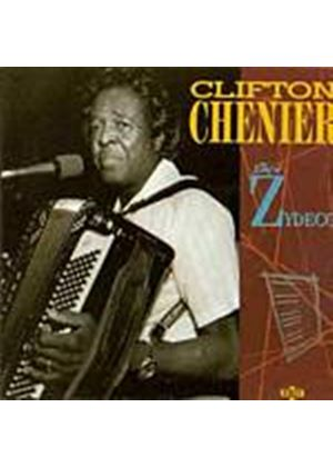 Clifton Cheinier - King Of Zydeco (Music CD)