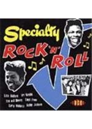 Various Artists - Specialty Rock'n'roll
