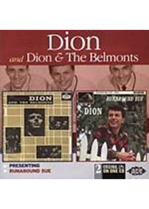 Dion And The Belmonts - Presenting And Runaround Sue (Music CD)
