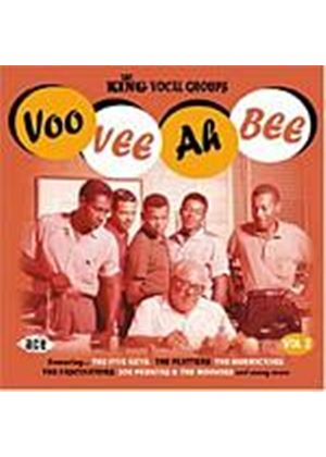Various Artists - Voo Vee Ah Bee - King Vocal Groups Vol. 2 (Music CD)