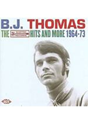 B.J. Thomas - The Scepter Hits And More 1964-73 (Music CD)
