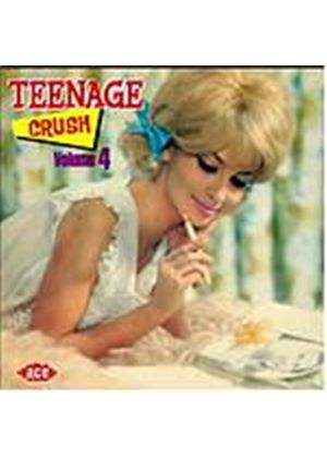 Various Artists - Teenage Crush - Vol. 4 (Music CD)